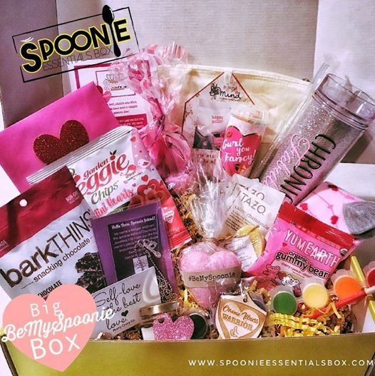The Spoonie Essentials Box A Monthly Care Package For