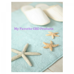 My Favorite CBD Products